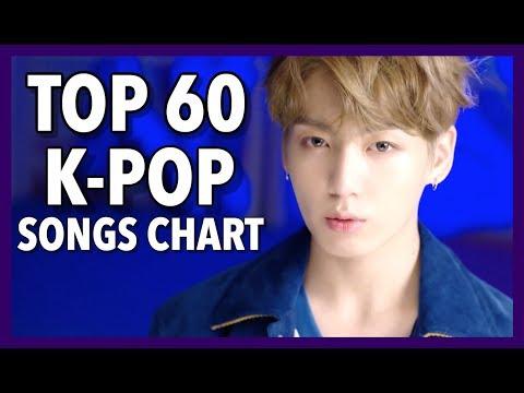 [TOP 60] K-POP SONGS • OCTOBER 2017 (WEEK 1)