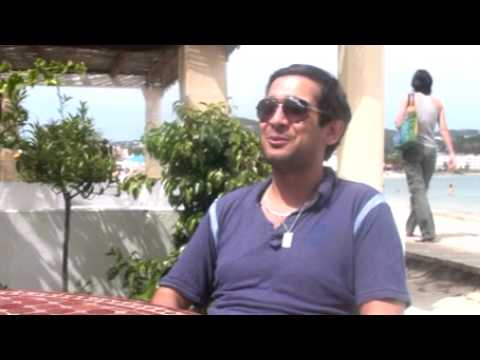 Jimi Mistry interview at the 2009 Ibiza Film Festival