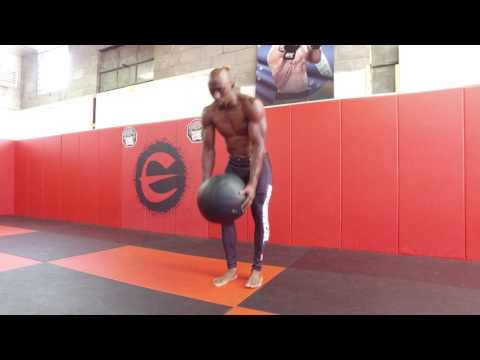 MMA Circuit Strength and Conditioning Workout
