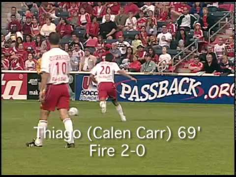 Grand Opening of Toyota Park - Fire 2, Red Bulls 0 - 6/25/2006