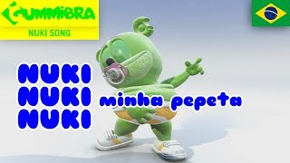 Nuki Nuki Nuki (Minha Pepeta) ~ Nuki Brazilian Song ~ Versão Brasileira
