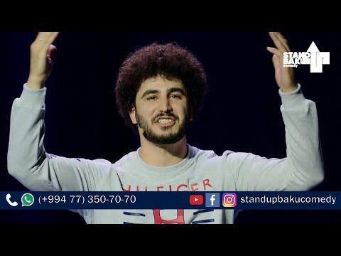 Ülvi Həsənli (Stand UP Baku 16-cı şou)