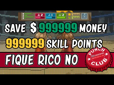 PUNCH CLUB - SAVE MONEY WITH 999999 and 999999 TALENT POINTS DOWNLOAD