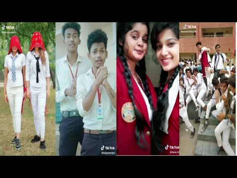 College & School Girl's and Boys Tik Tok Video |  Tik Tok Funny Video School & College Students(p-5)