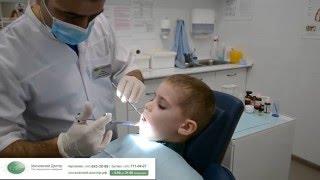 Удаление молочного зуба(, 2015-01-18T16:54:51.000Z)