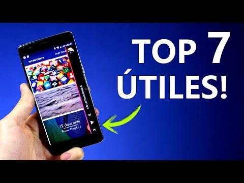 TOP 7 Mejores APPS NUEVAS y GRATIS para Android!