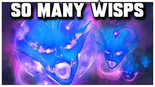 Grubby | WC3 | SΟ MANY WISPS!