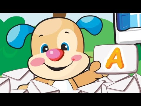 Learning Letters And Alphabet With Fisher Price | Laugh And Learn | Educational Videos For Babies