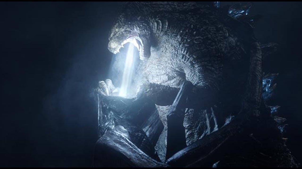Download Godzilla Kills Male & Female MUTOs Scene ¦ Godzilla 2014 Movie Clip 4K +Subtitles