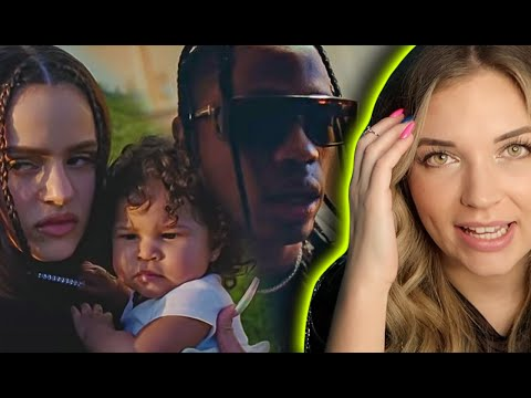 "AMERICAN REACTS: ROSALÍA & Travis Scott – ""TKN"""