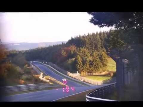 Nurburgring - LIDAR Speed Checking