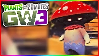 MUSHROOM CLASS?! | Plants vs Zombies Garden Warfare 3
