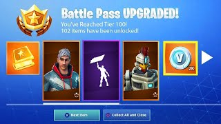 FREE SEASON 9 BATTLE PASS In Fortnite! (Overtime Challenges)