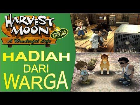 Hadiah Tahun Pertama - Harvest Moon : A Wonderful Life Special Edition