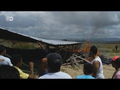 Pacaraima: la ciudad xenófoba