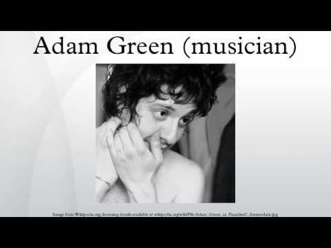 Adam Green (musician)