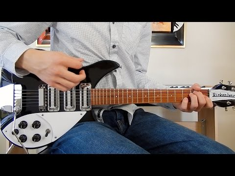 The Beatles - Rock and Roll Music - Guitar Cover