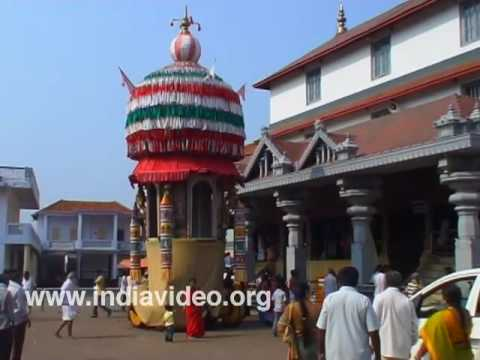 Dharmasthala Lord Manjunatha Temple Youtube