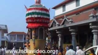Dharmasthala Lord Manjunatha temple