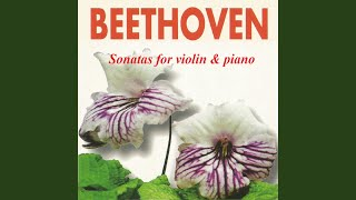 Violin Sonata No. 7 in C Minor, Op. 30 No. 2: III. Scherzo. Allegro - Trio