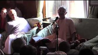 Шримад Бхагаватам 1.19.16 - Бхакти Вигьяна Госвами