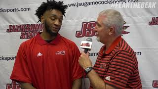 Jacksonville State Men's Basketball: Christian Cunningham Visits Belize with Sports Reach