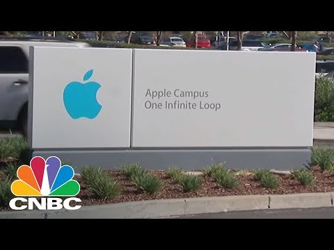 Apple Owns $52.6 Billion In US Treasurys - More Than Many Major Countries | CNBC