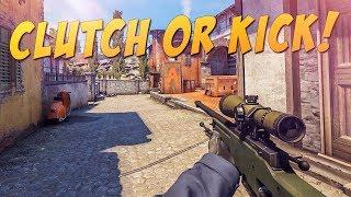 CS:GO - Clutch or Kick! #92