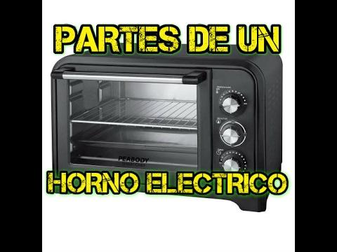 Tutorial partes de un horno electrico youtube for Ofertas de hornos electricos