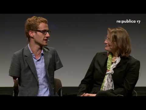 """re:publica 2017 #HRFestival Hanna Drabon: """"Ich bin motiviert, wenn ich ICH sein darf"""" on YouTube"""