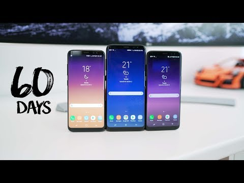 Living with the Samsung Galaxy S8 for 60 Days! - REVISITED REVIEW