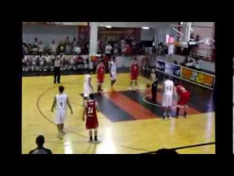 LDB etapa Recife - Sport 59 x 56 Paulistano