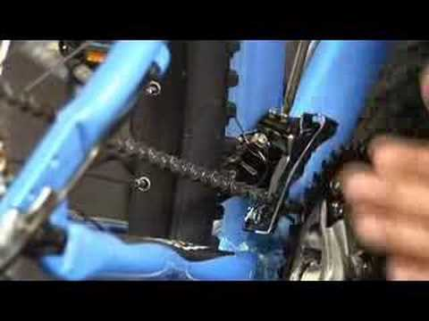9 Front Derailleur Adjustment Youtube
