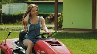 Krátké hrané reklamní video pro společnost Seco - zahradní, travní traktor Starjet