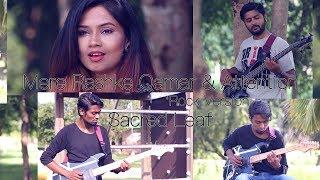 Attention - Charlie Puth X Mere Rashke Qamar - Nusrat F Ali Khan Rock Version Cover By Sacred Leaf