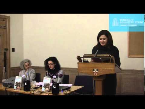 Coffin Trust Author Reading - Eleonora Mazzoni (Italy)