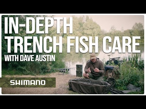 IN-DEPTH /w Trench Gear & Fish Care | Shimano Tribal Europe