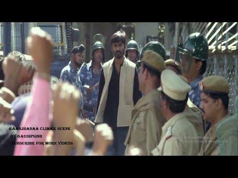 Raanjhanaa -Climax scene ...