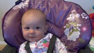Funny Baby - My Baby Daughter Fake Sneezes On Command...more or less!