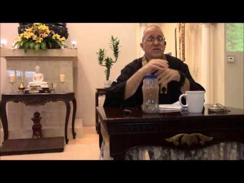 Dharma Talk: Practicing Meditation
