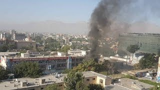 At least 24 killed in car bomb attack near Afghan politician
