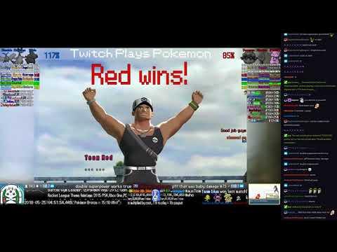 Twitch Plays Pokémon Battle Revolution - Matches #117775 and #117776