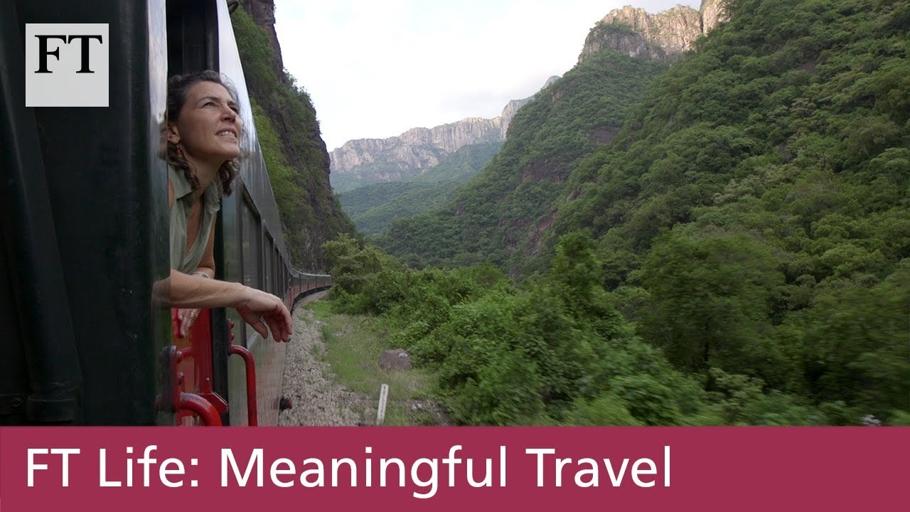 Mexico's most remarkable train journey