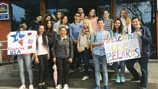 Belarus Competitive College Club Visit to Yerevan