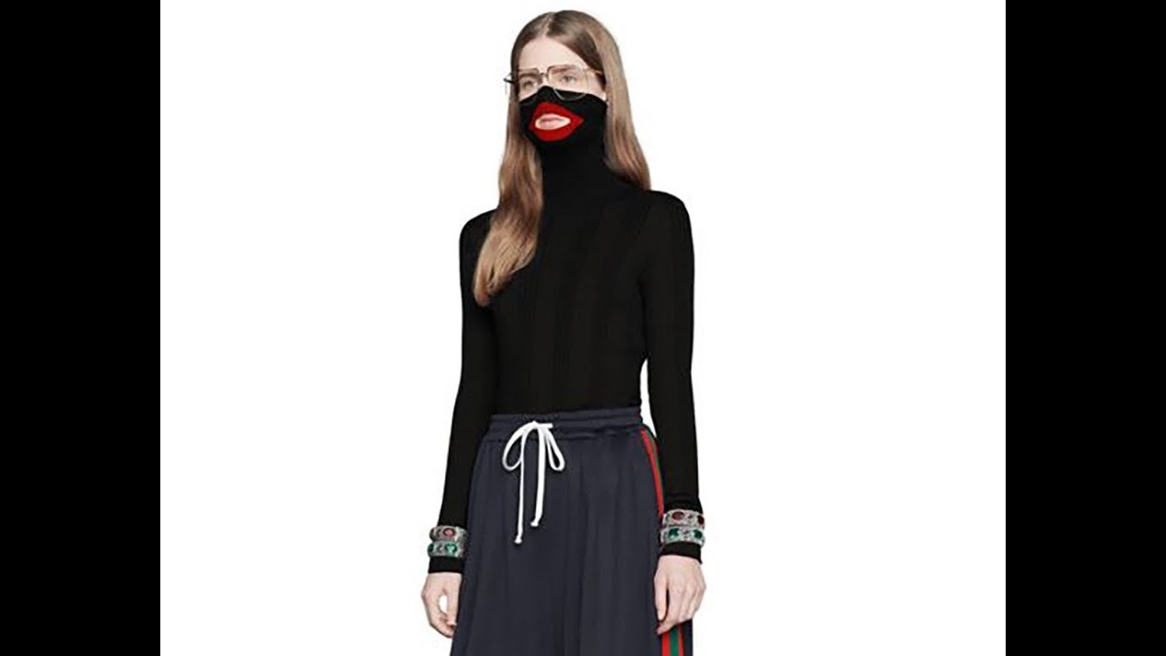 0c7a1b81e6888 Gucci and Prada Racist Black Face Clothing - YouTube