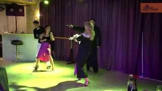 Спектакль на музыку из к/ф Квентина Тарантино - премьера в клубе La Boca