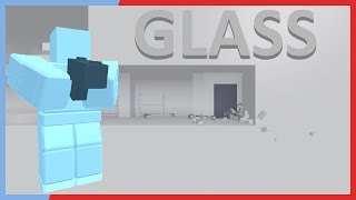 Roblox - Glass | A Really Cool Action Game!