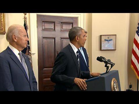 Obama nixes Keystone Pipeline, says leadership needed on Climate Change