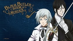 Black Butler: Book of Murder – Anime-Trailer (Deutsch)