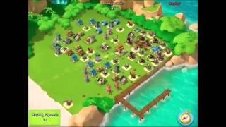 ninjin attack style - boom beach